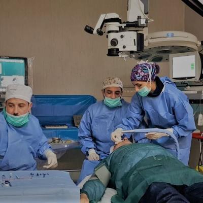 Sanità, oculistica: a Catania metodica innovativa contro il glaucoma