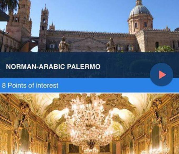 Metropolitan pass Palermo
