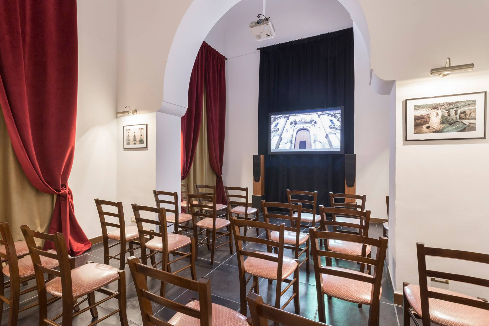 Cinema turisti a Ragusa