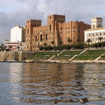 Taranto, Giochi del Mediterraneo