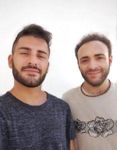 Giacomo Cimino e Renato De Capua